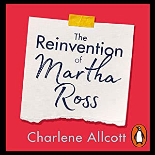 The Reinvention of Martha Ross cover art