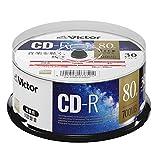 ビクター(Victor) 音楽用 CD-R AR80FP30SJ1 (48倍速/30枚)