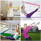 Zoom IMG-1 elastici fitness 4 pezzi bande