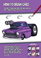 How to Draw Cars (This How to Draw Cars Book Contains Advice on How to Draw 29 Cars Step by Step): This book includes step by step approaches on how to draw supercars, trucks, and tractors, as well as advice on how to draw realistic cars and cartoon cars