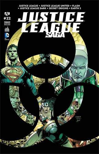 Justice League Saga 22