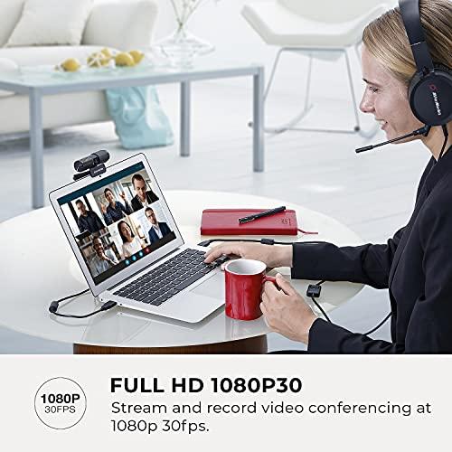 AverMedia Cam 313 mit 1080p und 30fps