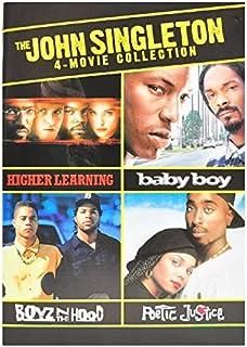 John Singleton Collection DVD