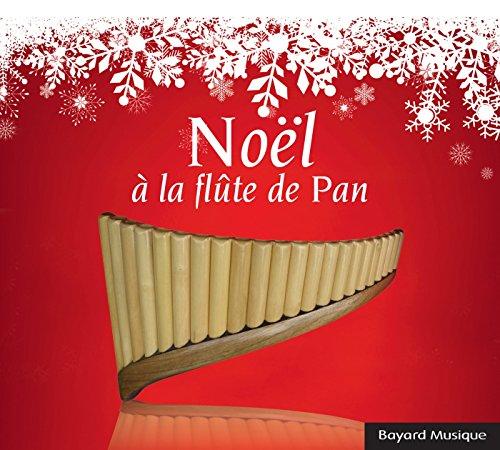 Jean Claude Mars Georges Bernes - Pan Flute Christmas - Christian Mel