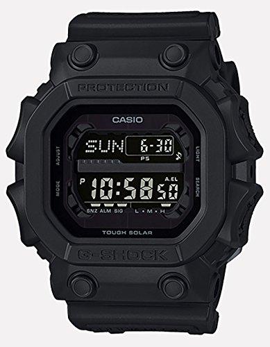Gamme de montres occultantes G-Shock Gx-56BB.Noir/Taille Unique