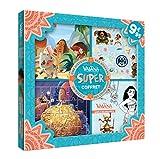 VAIANA - Super Coffret - Une histoire, des coloriages, des stickers, un puzzle - Disney: .