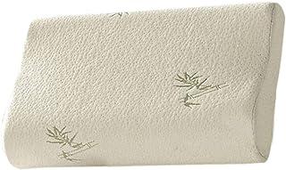 Guajave 1 almohada de espuma viscoelástica para dormir de rebote lento cómodo cuello cervical almohada protectora