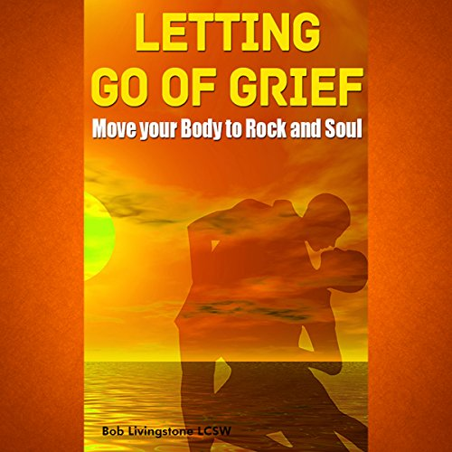 Letting Go of Grief audiobook cover art