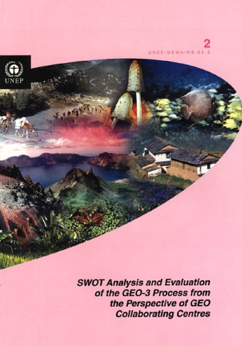 Swot Analysis And Evaluation of the Geo-3 Process from Perspective of Geo Collaborating Centres