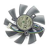 DIY Two Ball Bearing Grafikkartenlüfter Graphics Card Fan 85mm für Gigabyte GeForce GTX1060 1050 Video Card