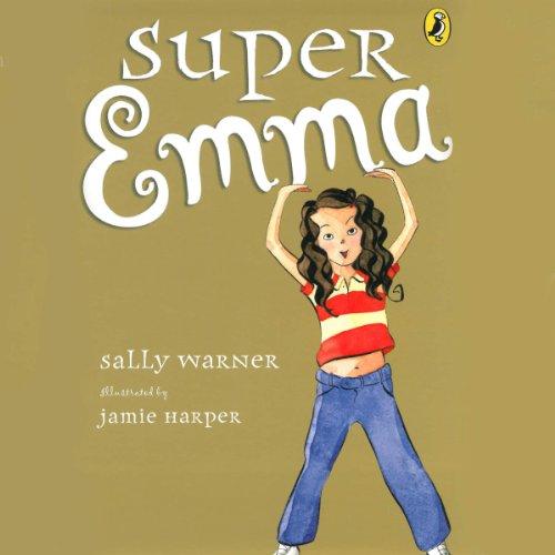 Super Emma audiobook cover art