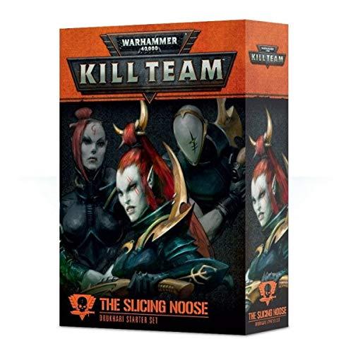 Games Workshop Warhammer 40k Kill Team: The Slicing Noose – Drukhari Starter Set