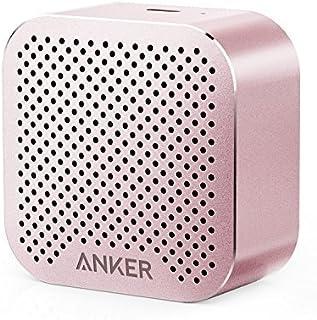 مكبر صوت ساوند كور نانو بتقنية البلوتوث من انكر، باللون الوردي - A3104H53