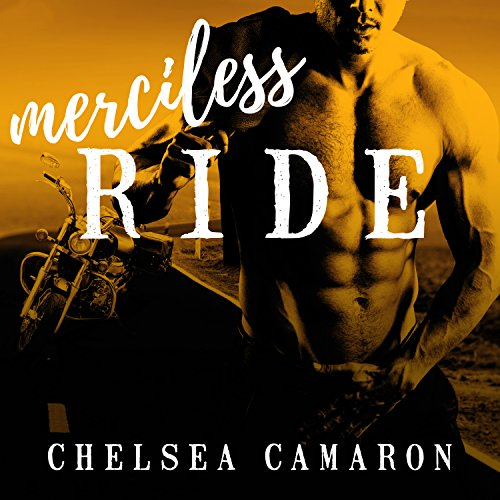Merciless Ride audiobook cover art