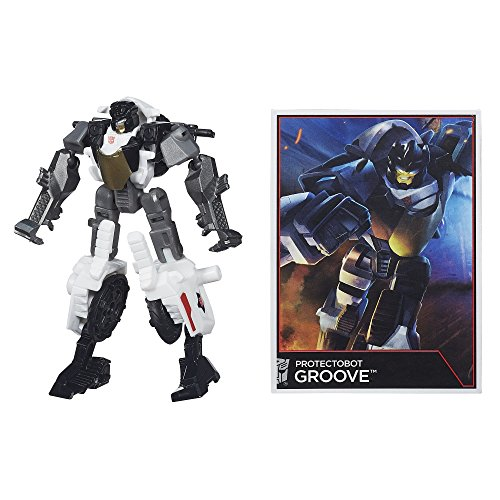 Transformers Generations Combiner Wars Legends Class Protectobot Groove Figure