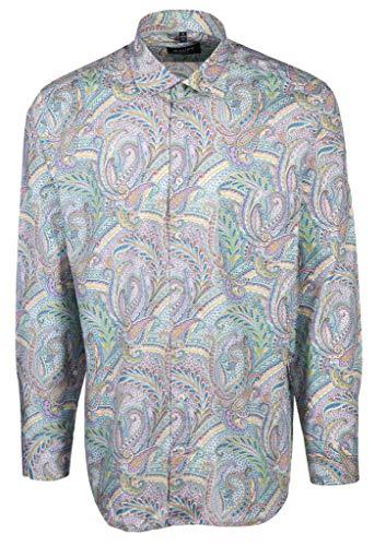 Haupt Herren Hemd mit Paisleyprints Größe XXL Mehrfarbig (bunt)