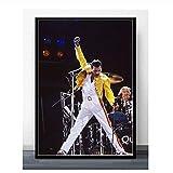 Suuyar Freddie Mercury 1986 Königin Legendery Sänger