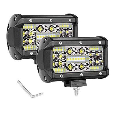 DJI 4X4 Side Shooter LED Pods Light
