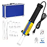 Anbull Induction Heater Kit Handheld Mini Induction Heater 110v 1000W Electromagnetic Induction Kits for Automotive Flameless Heating, Rusty Screw and Hot Assembly Metal Induction Remover (10pcs)
