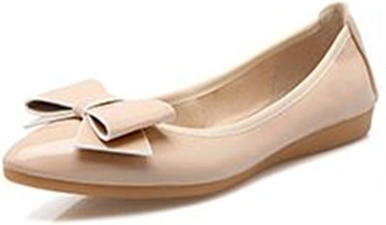 IINFINE Women's Classic Slip On Ballet Flats Ballerina Comfort Slippers Dress shoes