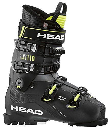 HEAD Herren EDGE LYT 110 Skischuhe schwarz 26.5