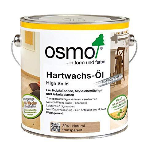 Osmo Hartwachs-Öl Effekt Natural 0,75 l - 10300069
