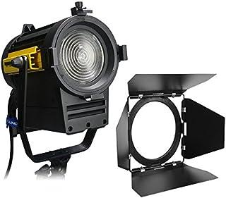 Proyector LED Fresnel 150W 3200K / 5500K para la iluminación Continua del Estudio fotográfico de la cámara