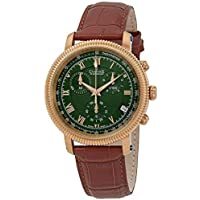 Charmex President II Chronograph Green Dial Men's Watch (29891)