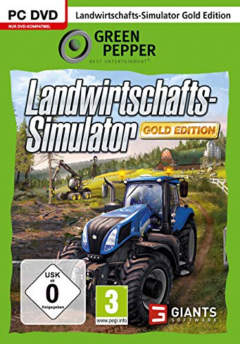 Landwirtschafts-Simulator 15 Gold Edition [Green Pepper]