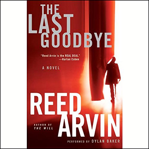 The Last Goodbye audiobook cover art