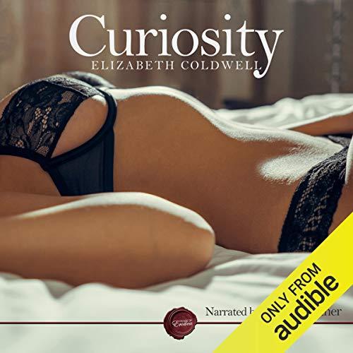 Curiosity audiobook cover art