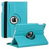 iPad Mini 1/2/3 Case - 360 Degree Rotating Stand Smart Cover Case...