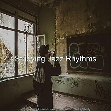 Warm Jazz Clarinet - Bgm for After Class Study