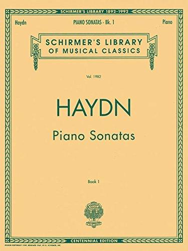 Piano Sonatas - Book 1: Schirmer Library of Classics Volume 1982 Piano Solo (Schirmer's Library of Musical Classics)