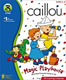 HB Caillou's Magic Playhouse  (PC and Mac)