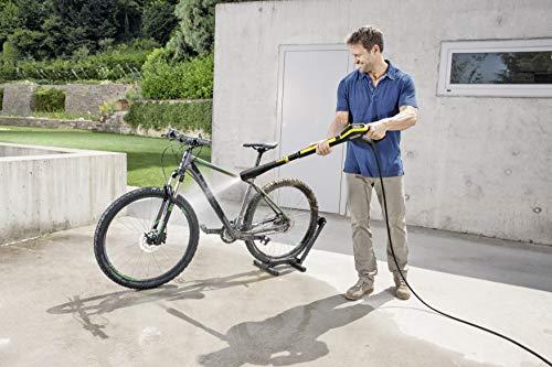 Kärcher Hochdruckreiniger K 7 Premium Full Control Plus (Druck: 20-180 bar, Fördermenge: 600 l/h, mit Schlauchtrommel, 3-in-1 Strahlrohr, Plus Power Pistole) - 3