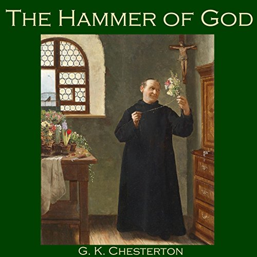 The Hammer of God audiobook cover art