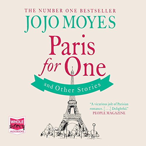 Paris for One and Other Stories audiobook cover art