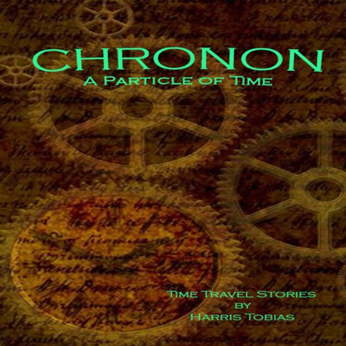 Chronon audiobook cover art
