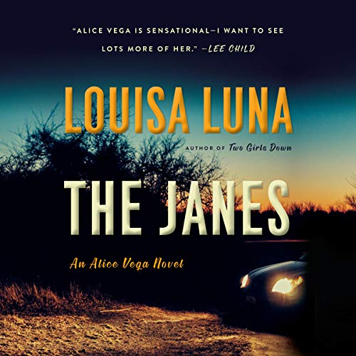The Janes audiobook cover art