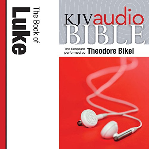 The Book of Luke audiobook cover art
