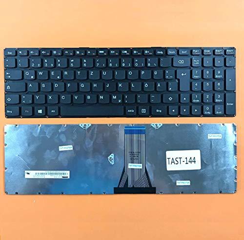 kompatibel für IBM Lenovo Ideapad S500 DEUTSCHE - Schwarz Tastatur Keyboard ohne Rahmen