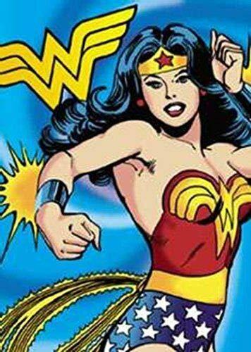 Diuangfoong WONDER WOMAN - Póster retro cómico - DC JUSTICE LEAGUE 45523