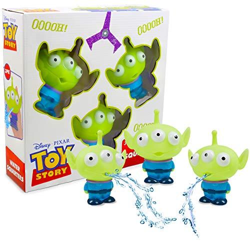Disney – Toy Story – 3 Aspergeur Petit Hommes Verts