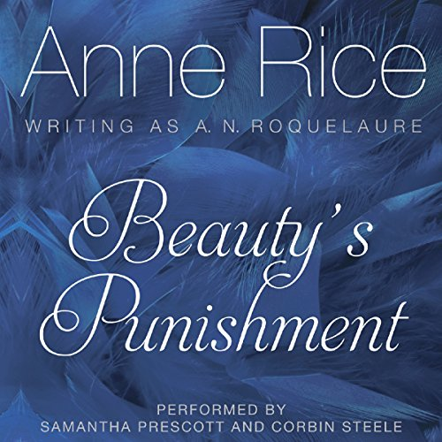Beauty's Punishment audiobook cover art