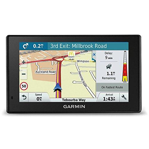 Garmin DriveSmart 51 LMT-D EU - GPS Auto - 5 Pouces - Cartes 46 Pays - Cartes et Trafic gratuits à Vie - Appels Mains Libres (Reconditionné Certifié)