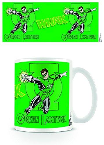 DC Originals MG23061 (Green Lantern) Mug, Céramique, Multicolore, 11oz/315ml