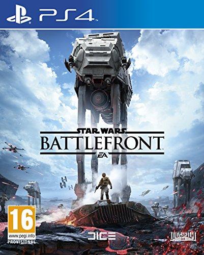 Star Wars Battlefront (PEGI) (USK 18 Jahre) PS4