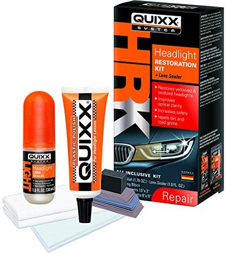 Quixx 00084-us Restaurationsset mit Linsenversiegelung