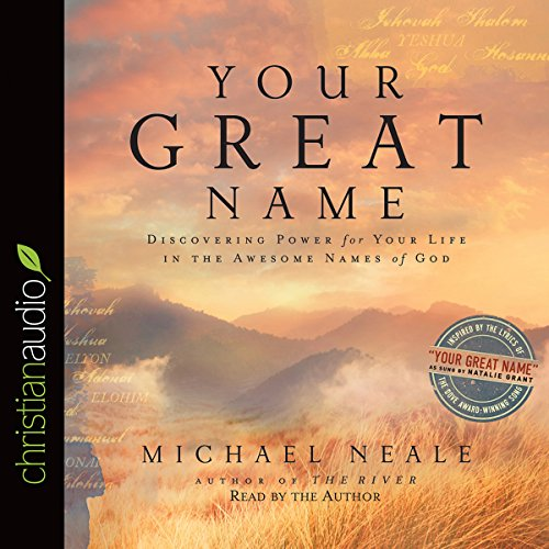 Your Great Name audiobook cover art